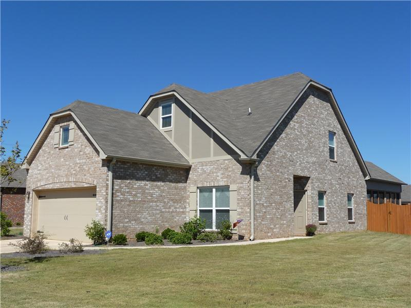 Gorgeous brick 2 story home in Rosser Cove!