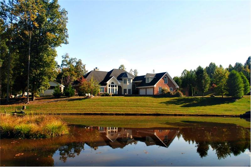 Gorgeous Estate Home on 12.8 private acres