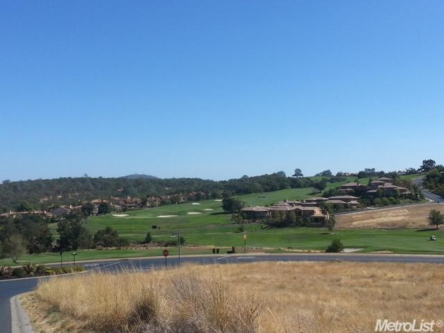 View of the Serrano Golf Course