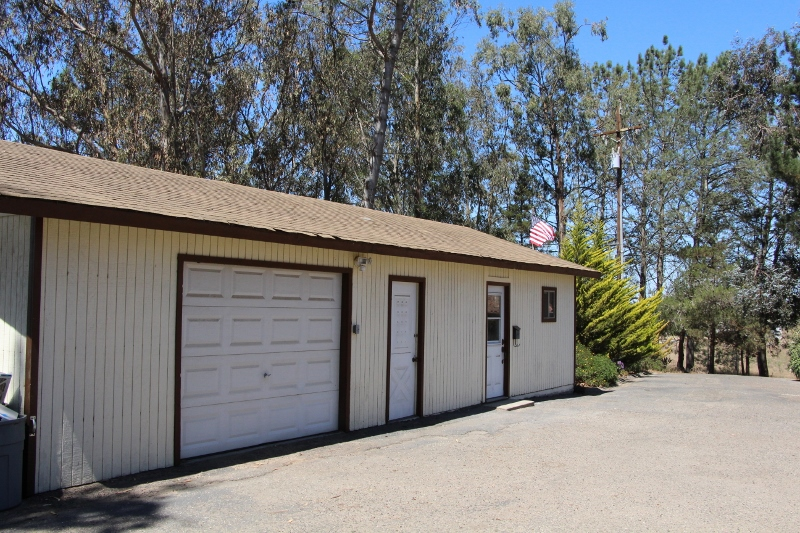 Garage and Workshop