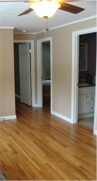 Hardwood Floors Are In Great Shape