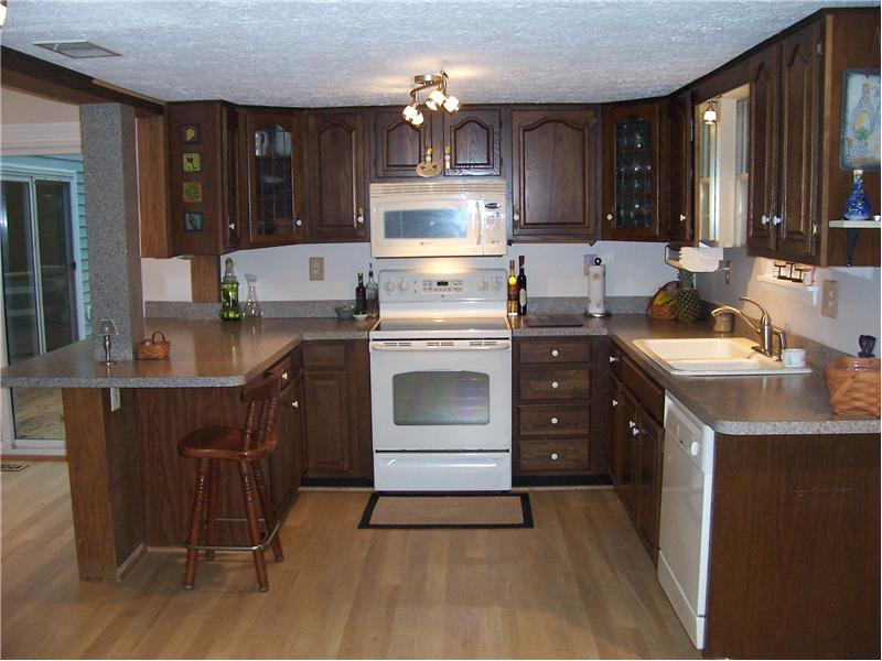 Kitchen 4380 Plum Point Road Huntingtown MD 20639