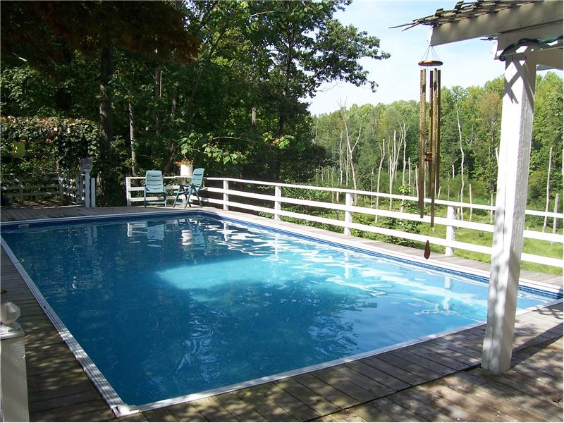 Pool 4380 Plum Point Road Huntingtown MD 20639